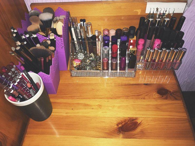 Makeup Organisers 1